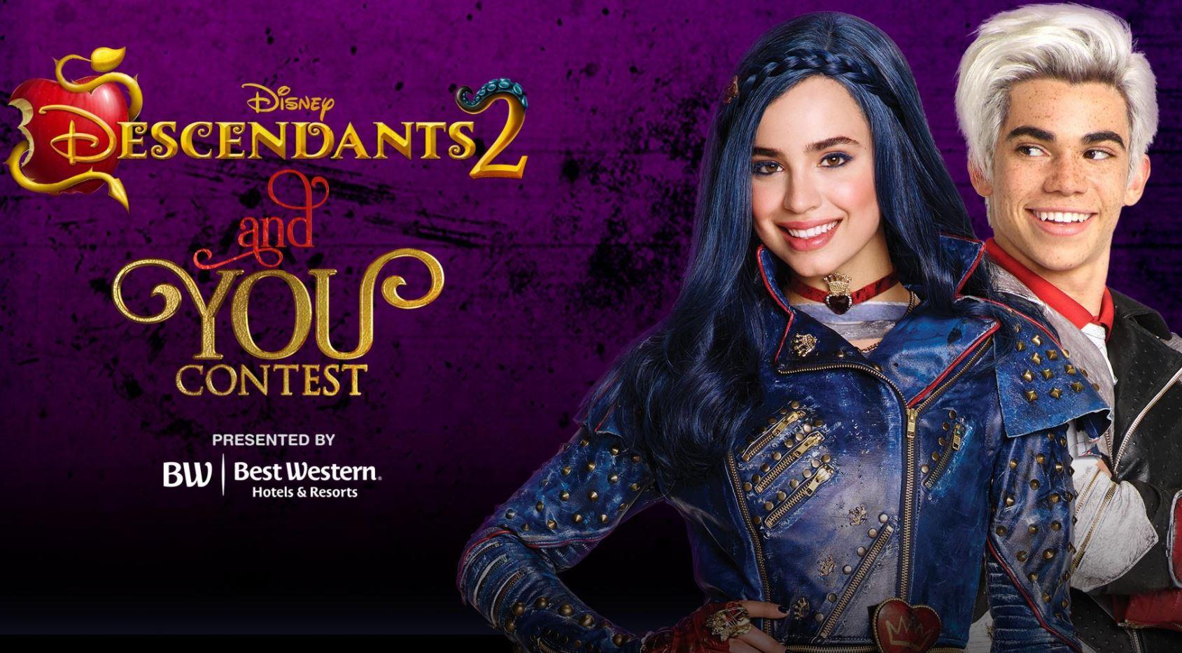 Descendants 2 Disney Channel
