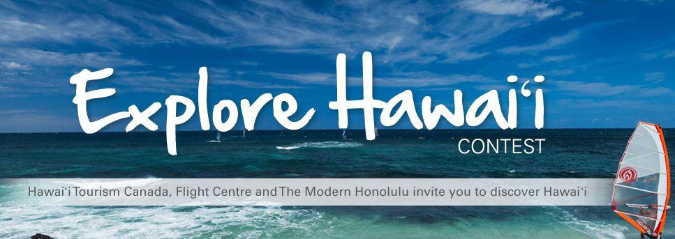 Hawaii contest