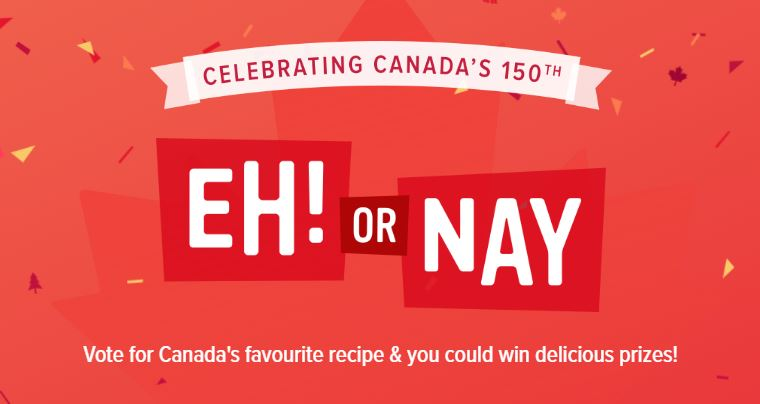Food network eh or nay 2017 contest win up to 10000 at voteeh forumfinder Choice Image