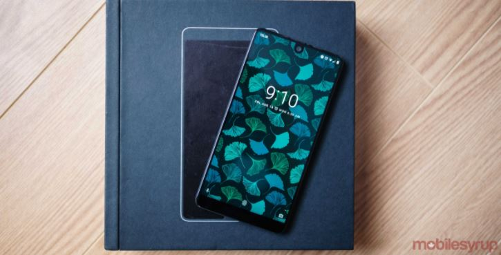 Win an Essential Phone from Telus in the new Mobilesyrup contest