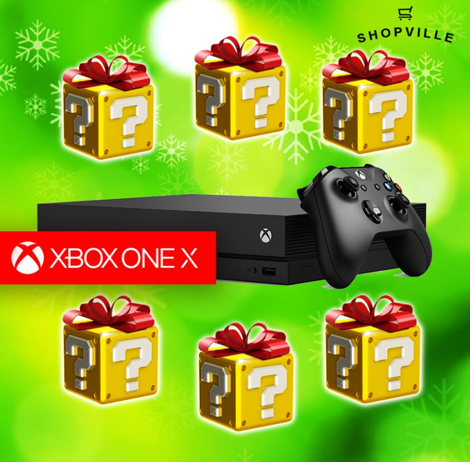 Xbox contest giveaway