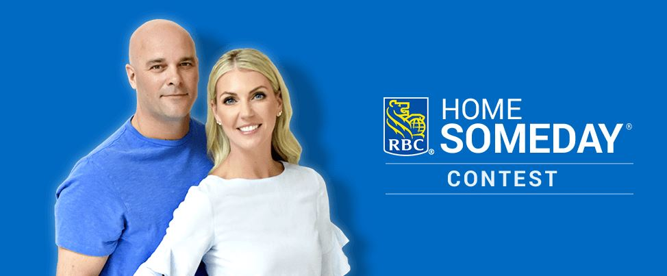 Hgtv rbc home someday contest win 25 000 at for Win a home contest