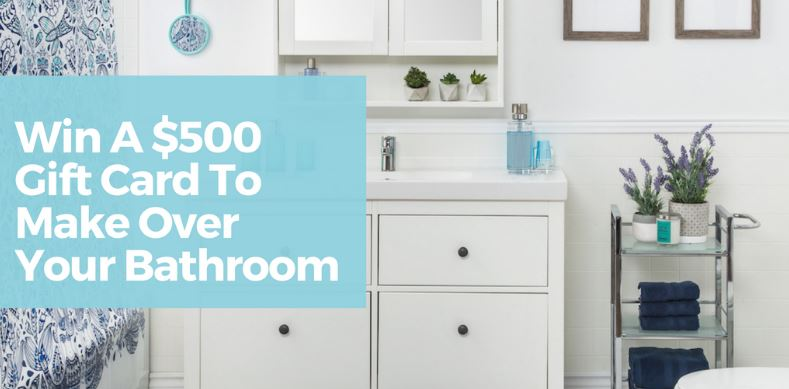 kitchen stuff plus giveaway win a 500 gift card to make over your bathroom - Kitchen Stuff Plus