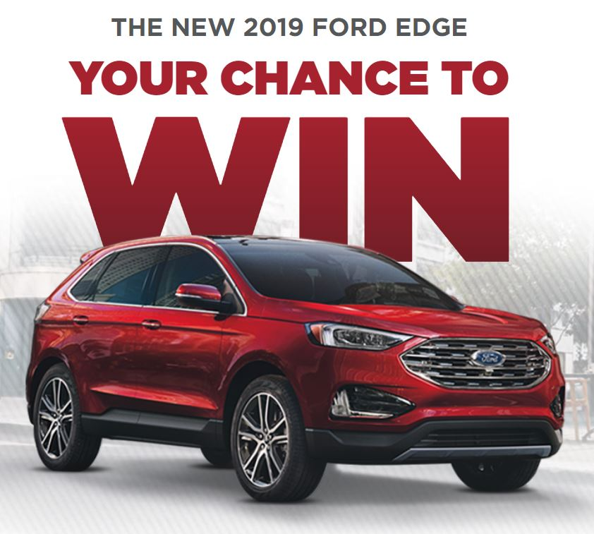 Costco And Ford Contest: Win A 2019 Ford Edge At
