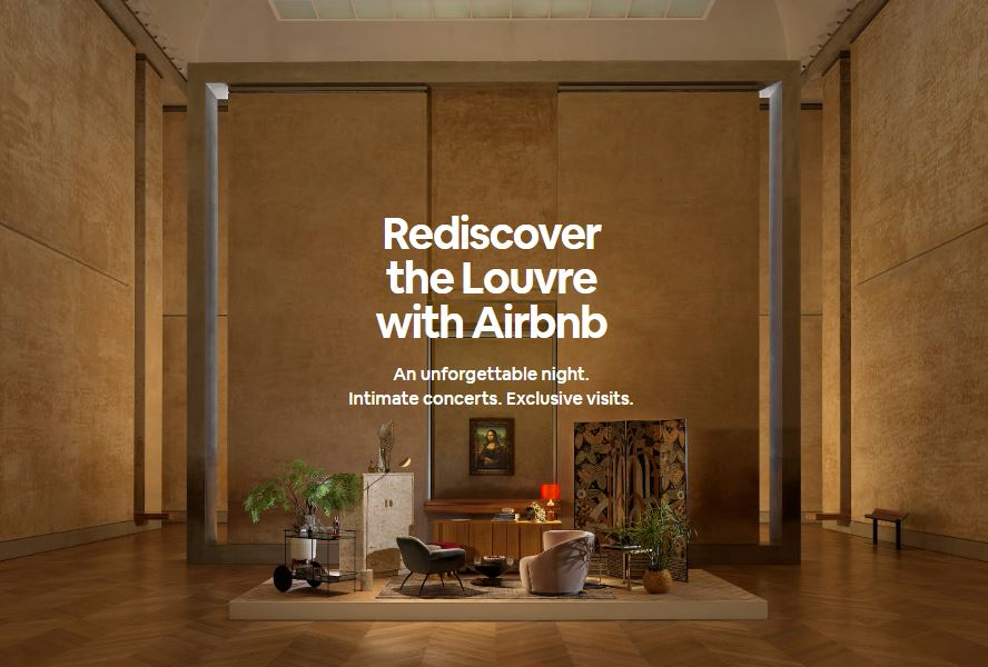 Airbnb Louvre Contest: Win a night at the Louvre