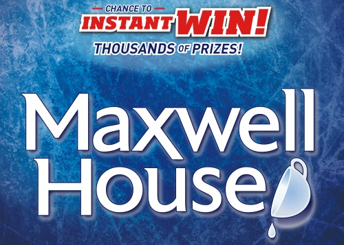 Maxwell house coffee nhl contest