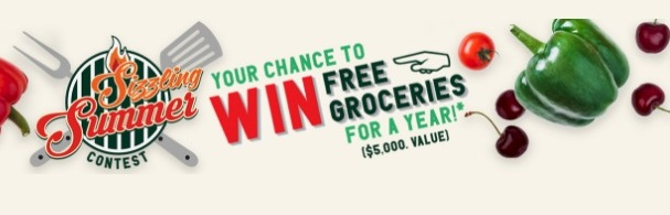 Grocery Gateway Sizzling Summer Contest: Win free groceries
