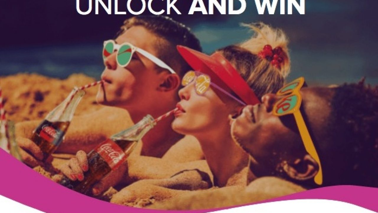 Coca-Cola Unlock and Win Promotion 2019: Enter your code and