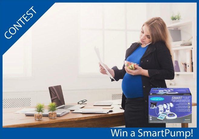 London Drugs Contest Win A Lansinoh Smartpump Breast Pump-8208