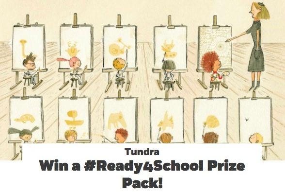Penguin Random House Back to School Contest: Win a